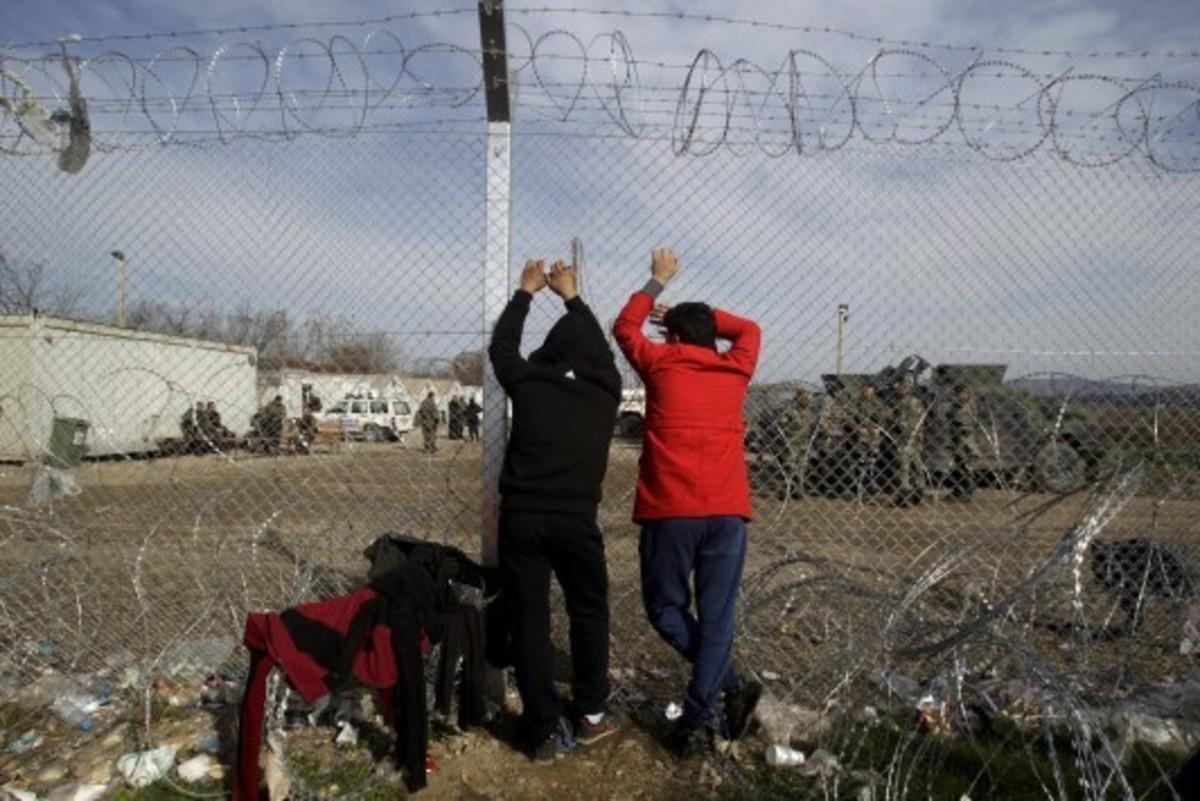 Γερμανία: Κρατήστε τους πρόσφυγες στην Ελλάδα!