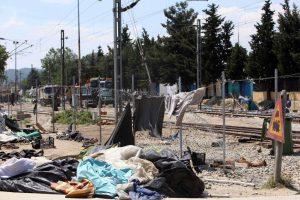 Συνολικά 3.820 άνθρωποι απομακρύνθηκαν κατά την τριήμερη επιχείρηση εκκένωσης της Ειδομένης