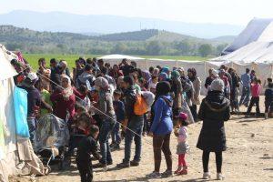 Μηνυτήρια αναφορά κατέθεσε η Ένωση Αστυνομικών Υπαλλήλων Θεσσαλονίκης για την έλλειψη μέτρων υγιεινής στην Ειδομένη