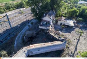 Εκτροχιασμός τρένου: Νέα συγκλονιστική μαρτυρία για την τραγωδία!