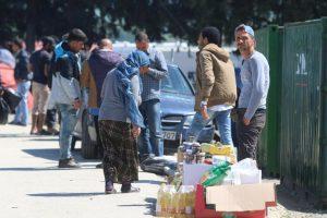 Πήγαν για αγορανομικό έλεγχο στην Ειδομένη