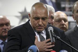 """Εκλογές στη Βουλγαρία – Μπορίσοφ: """"Προχωράω σε σχηματισμό κυβέρνησης συνασπισμού"""""""
