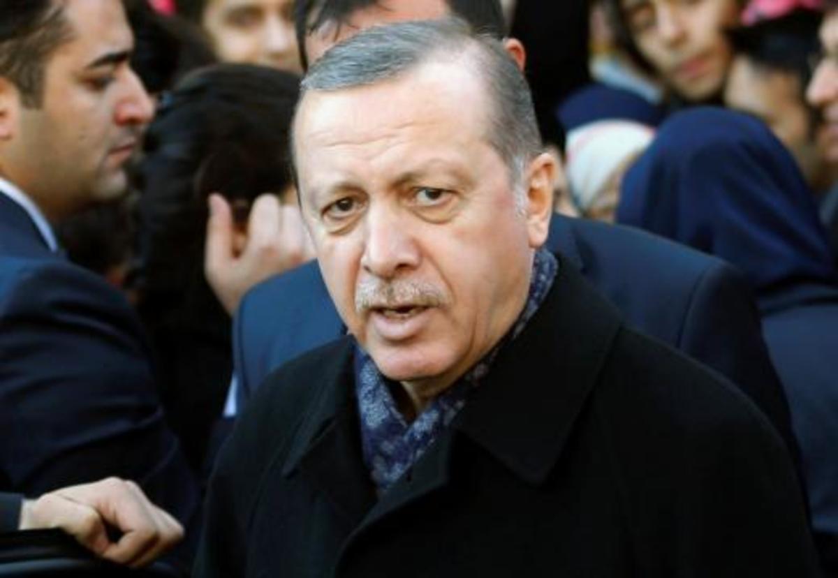 O Ερντογάν συνέλαβε 235 Κούρδους με πρόφαση το μακελειό στην Κωνσταντινούπολη