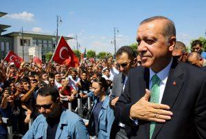"""Μέσω Facebook ο Ερντογάν ψάχνει """"ρουφιάνους"""" για το πραξικόπημα"""