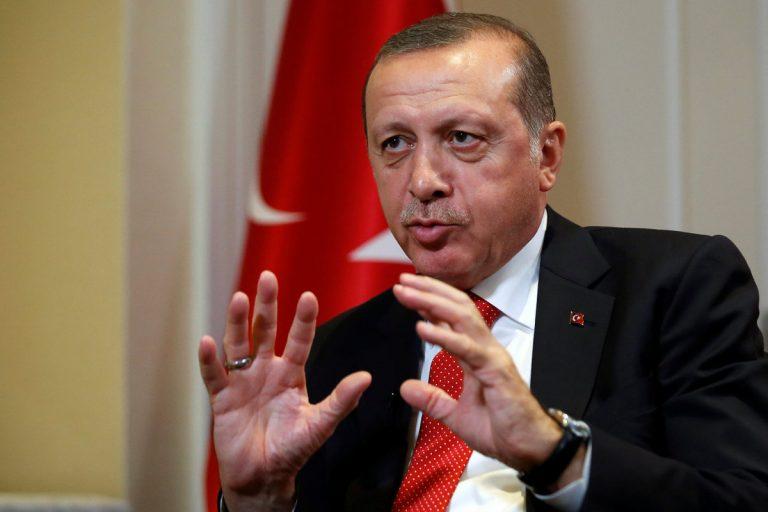 Ο Ερντογάν κάλεσε τους ηγέτες της διεθνούς κοινότητας να λάβουν μέτρα κατά των υποστηρικτών του Γκιουλέν