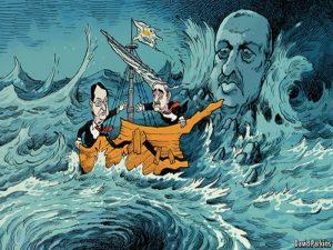 Κυπριακό: Συγκλονιστικό σκίτσο του Economist για Ερντογάν [pic]