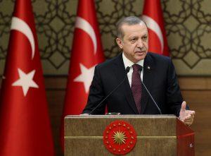 """Ερντογάν: Καλή χρονιά με 6.000 (ακόμα) """"πραξικοπηματίες"""" να αποτελούν παρελθόν!"""