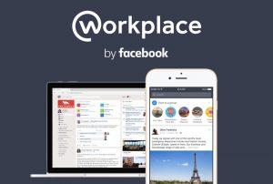 Ήρθε η νέα υπηρεσία Workplace από το Facebook!