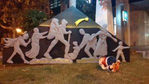 Καβάλα: Έβαλαν σε φάτνη φωτογραφία του μικρού Αϊλάν – ΦΩΤΟ
