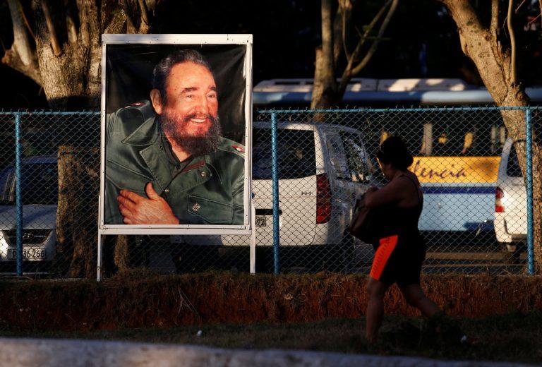 Φιντέλ Κάστρο: Σε λαϊκό προσκύνημα για 8 ημέρες