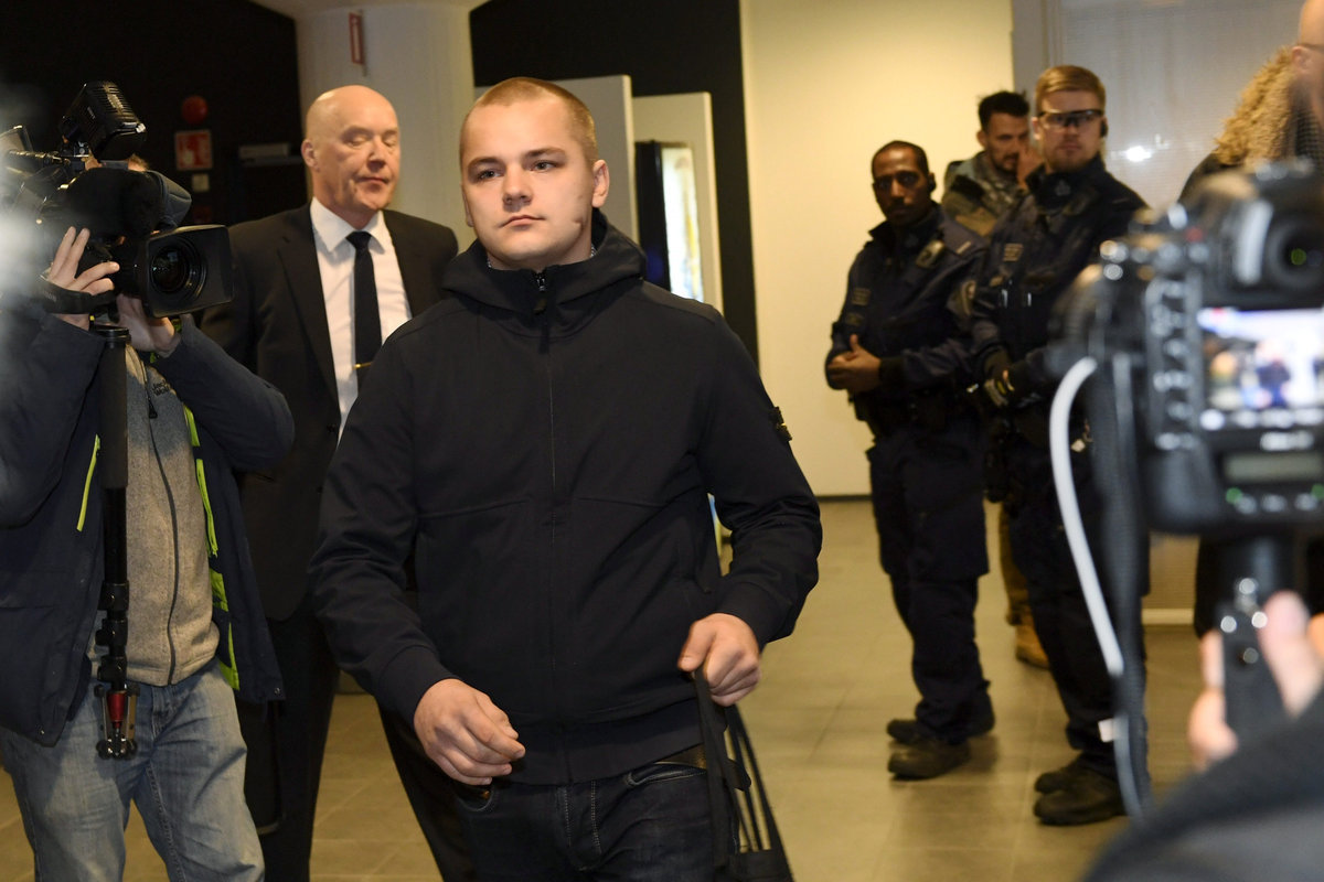 Ποινή – χάδι σε νεοναζί που σκότωσε αντιφασίστα στη Φινλανδία