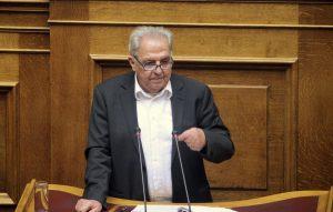 Βουλή – Φλαμπουράρης: Θα κυβερνάμε μέχρι το… 1919!