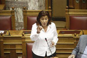 Οργή για την Θεανώ Φωτίου: Οι υπάλληλοι του υπουργείου μου είναι τεμπέληδες