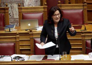 """Άγρια κόντρα στη Βουλή για τα """"Σχολικά Γεύματα""""! """"Στόχος η ψηφοθηρία, όχι οι μαθητές"""""""