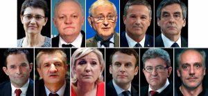 Γαλλία – Προεδρικές εκλογές: Η… συμμορία των 11 – Τα φαβορί, ο βοσκός, ο εργάτης και ο δημόσιος υπάλληλος