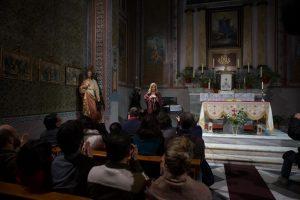 Γιορτές για την αγάπη – Στη Λέσβο λείψανα του Αγίου Βαλεντίνου