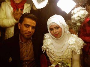 Ειδομένη: Ζευγάρι Σύρων αντάλλαξαν όρκους αιώνιας αγάπης! ΦΩΤΟ