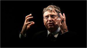 Ο Μπιλ Γκέιτς προφητεύει τον αποδεκατισμό της ανθρωπότητας στα επόμενα 20 χρόνια! Να γιατί…