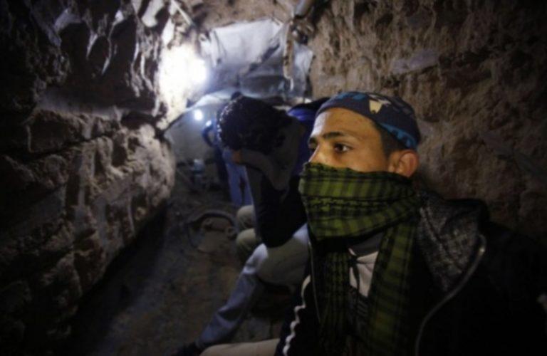 Ο μυστικός κόσμος κάτω από τη Γάζα – Η αλήθεια για τις σήραγγες – ΒΙΝΤΕΟ