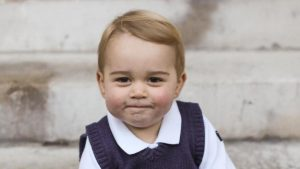 O πρίγκιπας Τζορτζ είναι ο πιο ισχυρός πιτσιρικάς ετών 2, σήμερα
