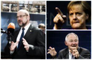 """Γερμανικός """"εμφύλιος""""! Ο Μάρτιν Σουλτς ενημέρωσε τον Αλέξη Τσίπρα ότι θα καλέσει τη Γερμανία να σταματήσει τα εμπόδια και να εγκρίνει τη συμφωνία!"""