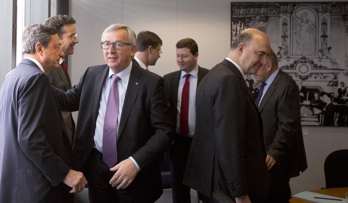 """Ο Ντάισελμπλουμ """"έσκισε"""" τον Γιούνκερ! – Κάνεις τα στραβά μάτια για Γαλλία και Ισπανία!"""