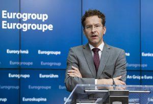 Ντάισελμπλουμ: Σταδιακά η Ελλάδα θα αποκτά όλο και περισσότερο πρόσβαση στις αγορές
