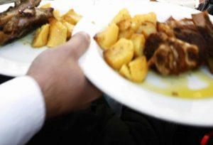 Θεσσαλονίκη:Ξεκίνησαν τα Σχολικά Γεύματα σε δημοτικά σχολεία στη Νεάπολη και τη Βόλβη