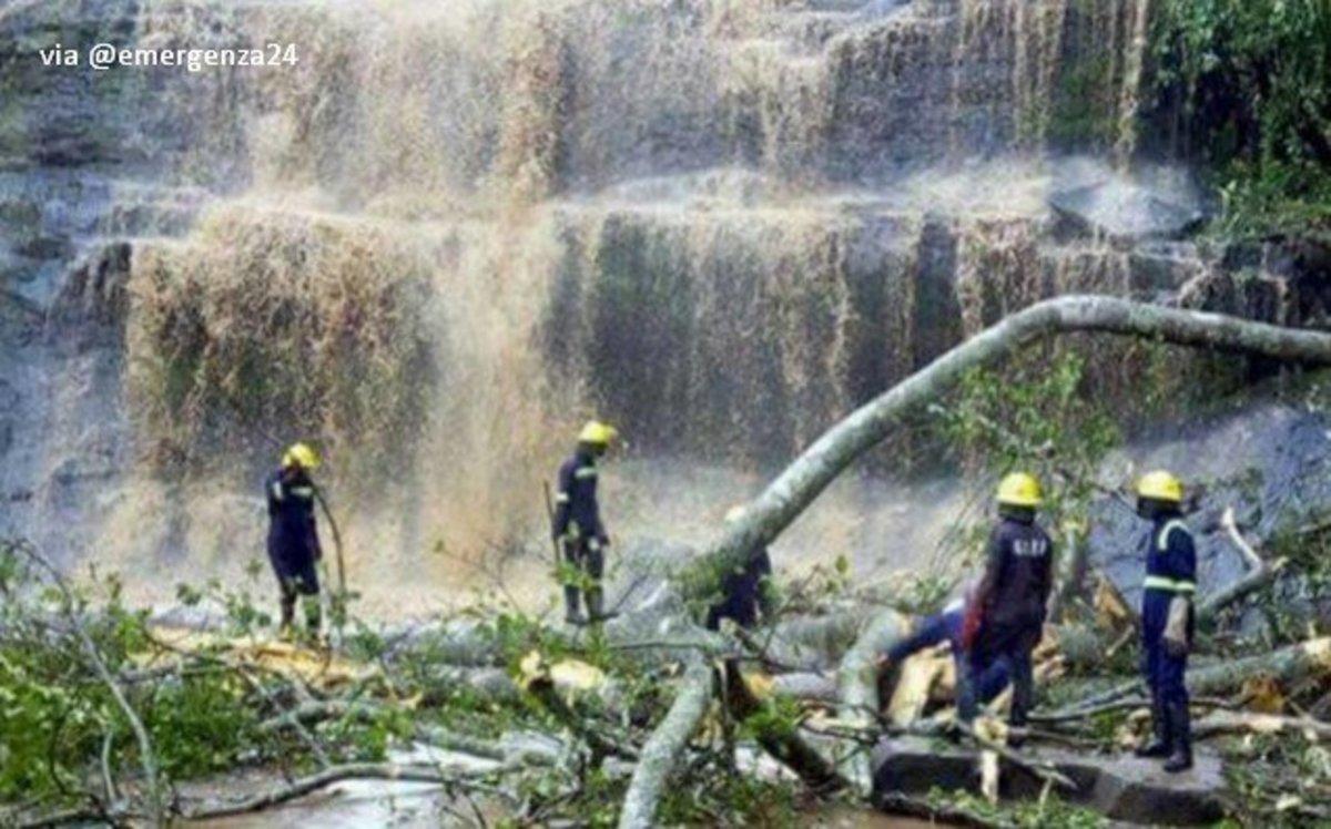 Τραγωδία με 20 νεκρούς: Δέντρο έπεσε σε καταρράκτη και καταπλάκωσε μαθητές