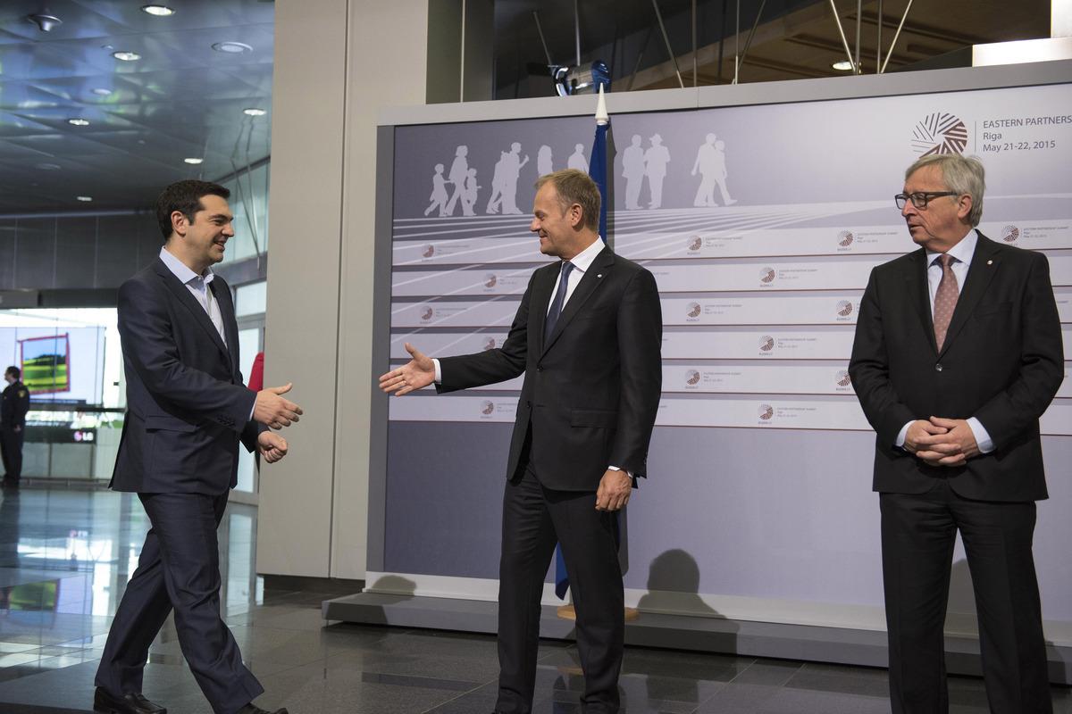 Γιούνκερ: Είμαστε προετοιμασμένοι για το Grexit – Τουσκ: Δεν μπορούμε να αποκλείσουμε το μαύρο σενάριο