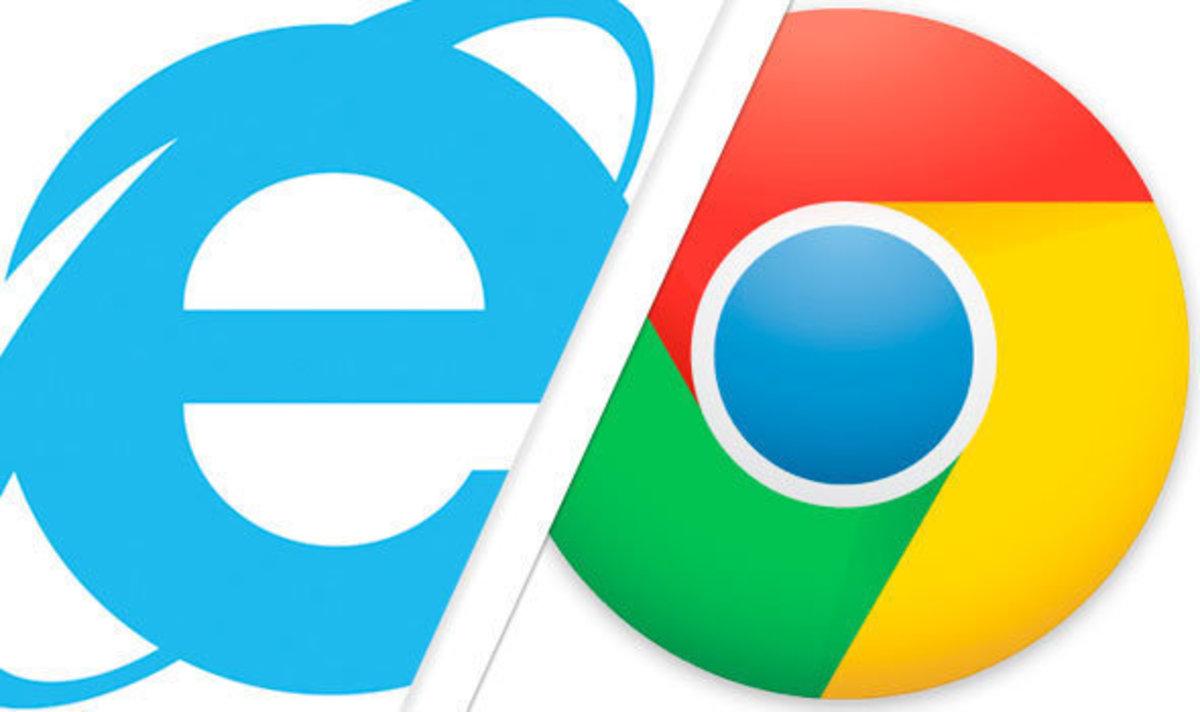 Ο Google Chrome ξεπέρασε τον Internet Explorer!