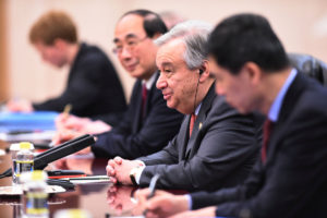 Στο Ευρωκοινοβούλιο ο Γενικός Γραμματέας του ΟΗΕ την Τετάρτη