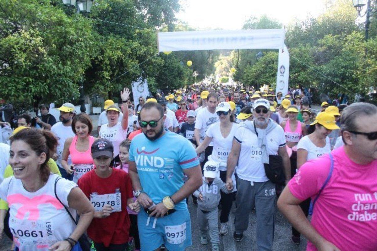 Γύρος Αθήνας 2016: Σήμερα τρέχουμε στην πόλη [pics]