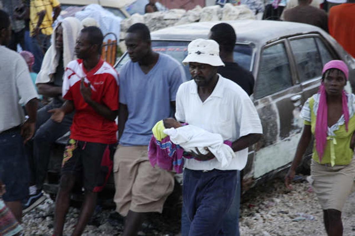 Εικόνες Καταστροφής.... ΦΩΤΟ REUTERS