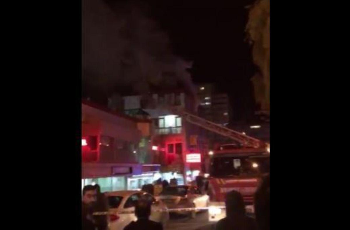 Εκρήξεις στα γραφεία του φιλοκουρδικού HDP στην Κωνσταντινούπολη [vid]