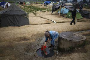 Πρόεδρος ΠΟΕΔΗΝ: Υγειονομικό ναρκοπέδιο ο καταυλισμός της Ειδομένης