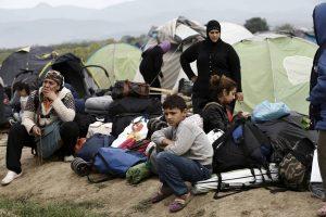 Ειδομένη: Σε εξέλιξη η επιχείρηση εκκένωσης του καταυλισμού – Που θα μεταφερθούν οι πρόσφυγες
