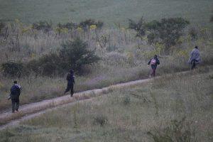Ειδομένη: Η απόγνωση σε δυο φωτογραφίες