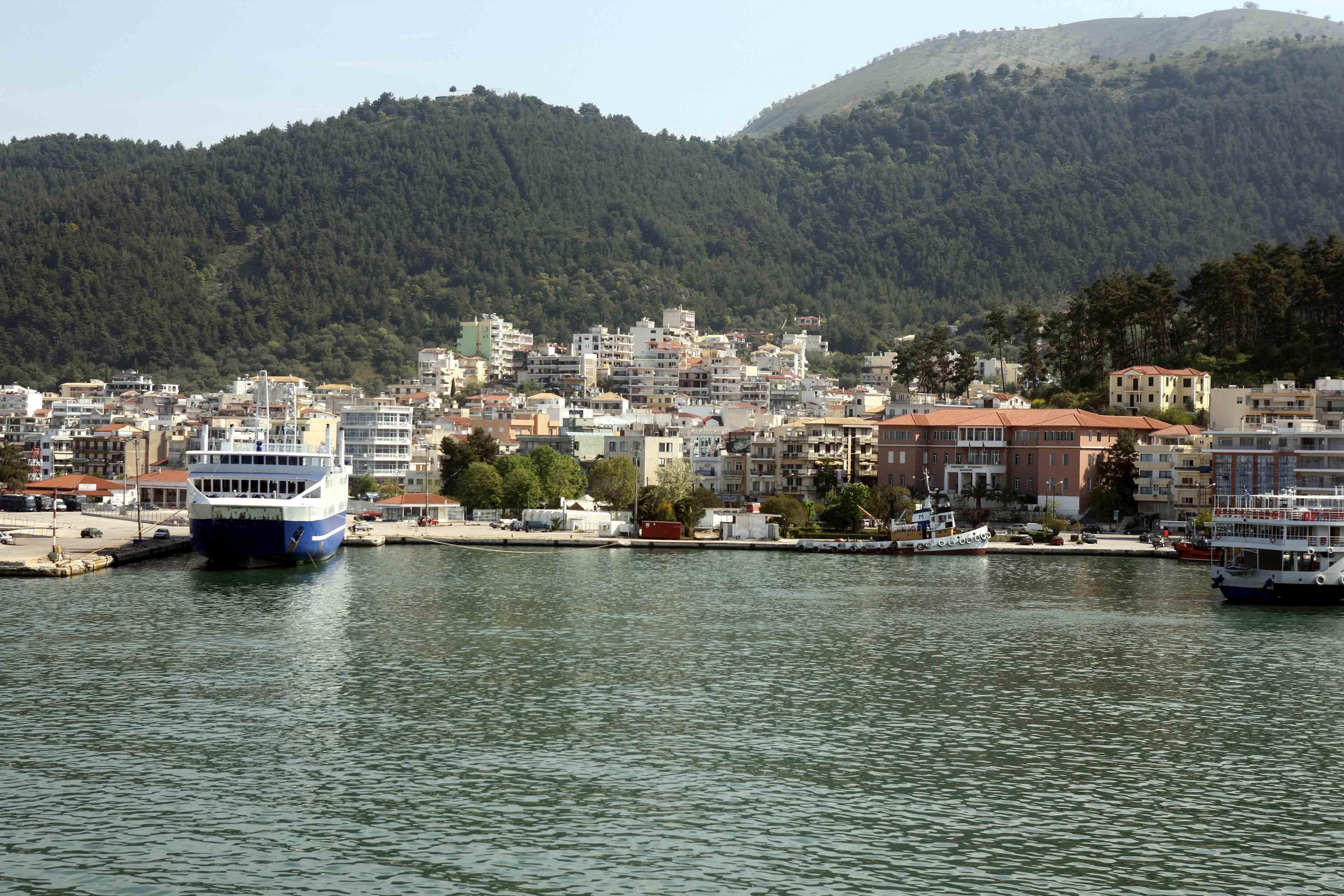 Ηγουμενίτσα: Έφτασαν τα πρώτα πλοία από Ιταλία! Άνοιξε η γραμμή με αυστηρά μέτρα για τον κορονοϊό