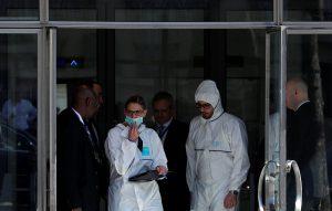 """Έκρηξη στα γραφεία του ΔΝΤ: """"Πέταξε"""" σε ταχυδρομικό σάκο μέσα σε γεμάτο αεροπλάνο!"""