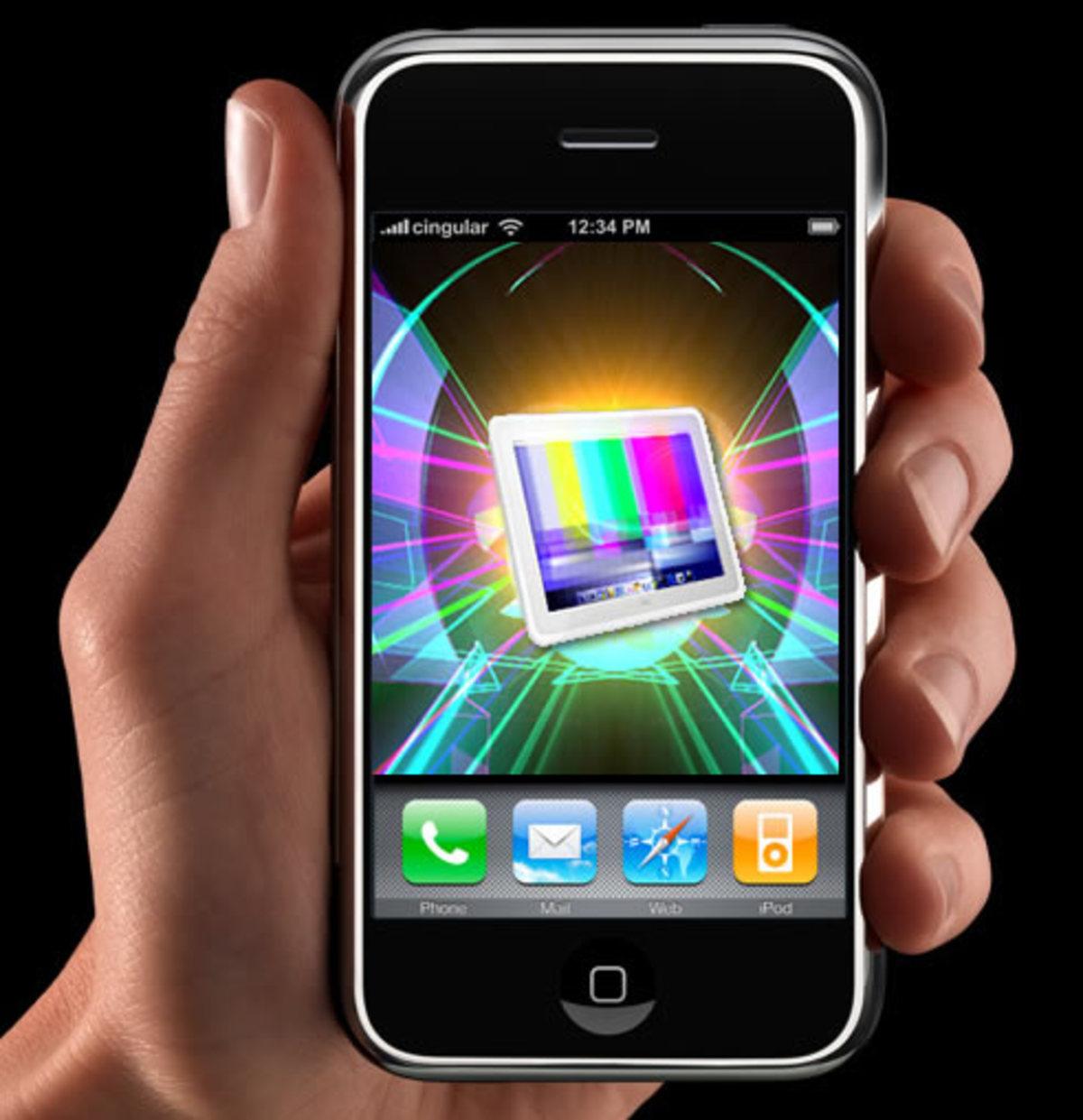 Το Λούβρο στο iPhone