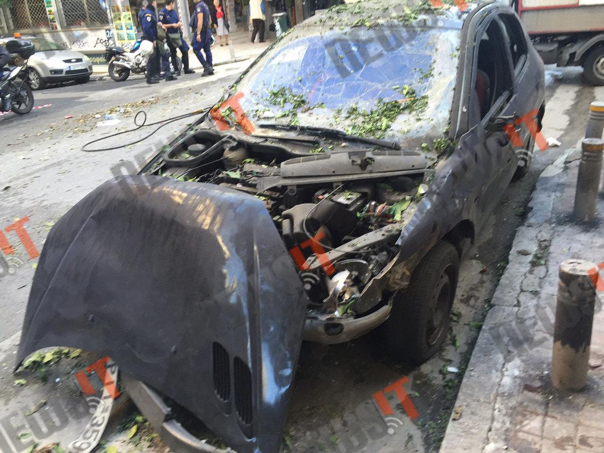 """Βομβαρδισμένο τοπίο η Ιπποκράτους – Στόχος η εισαγγελέας Τσατάνη επιμένει ο συνήγορός της – """"Η βόμβα εξερράγη κάτω από τα πόδια της κυριολεκτικά"""""""