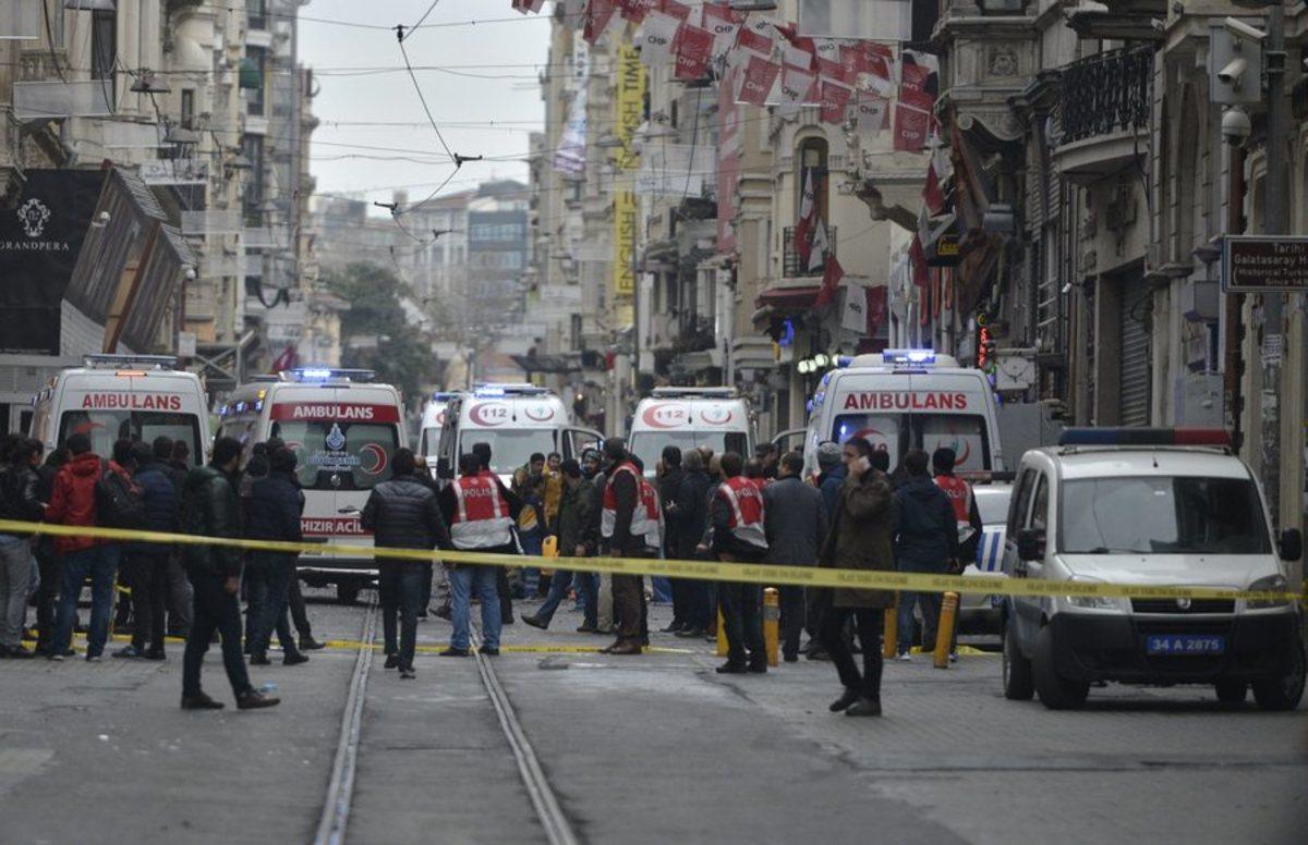 Προειδοποίηση ΗΠΑ για νέες τρομοκρατικές επιθέσεις στην Τουρκία – Ταξιδιωτική οδηγία