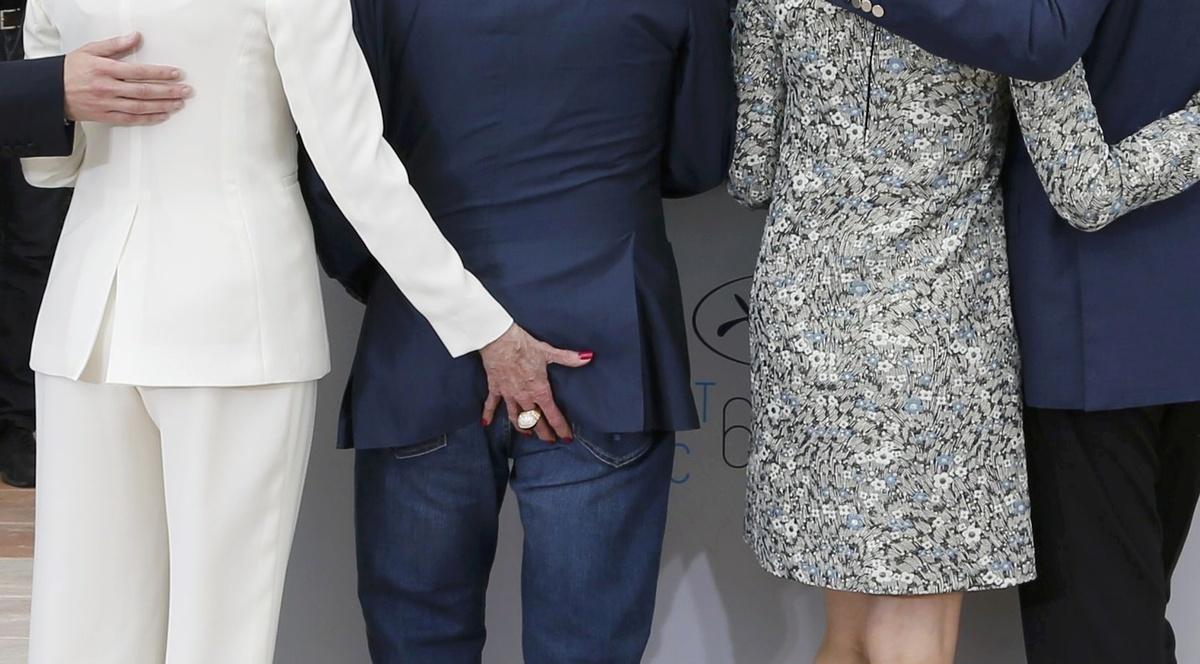 Cannes 2015: Ποιόν χουφτώνει η μεγάλη σταρ του Χόλιγουντ; ΦΩΤΟ