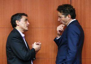 Eurogroup: Έριξε το… καρφάκι του φτάνοντας ο Ντάισελμπλουμ! Αισιοδοξία Μοσκοβισί