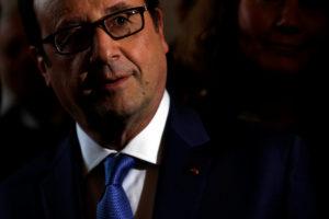"""Γαλλικές εκλογές: """"Μη δώσετε πυρηνικά όπλα στα χέρια όποιου να 'ναι"""" λέει ο Ολάντ!"""