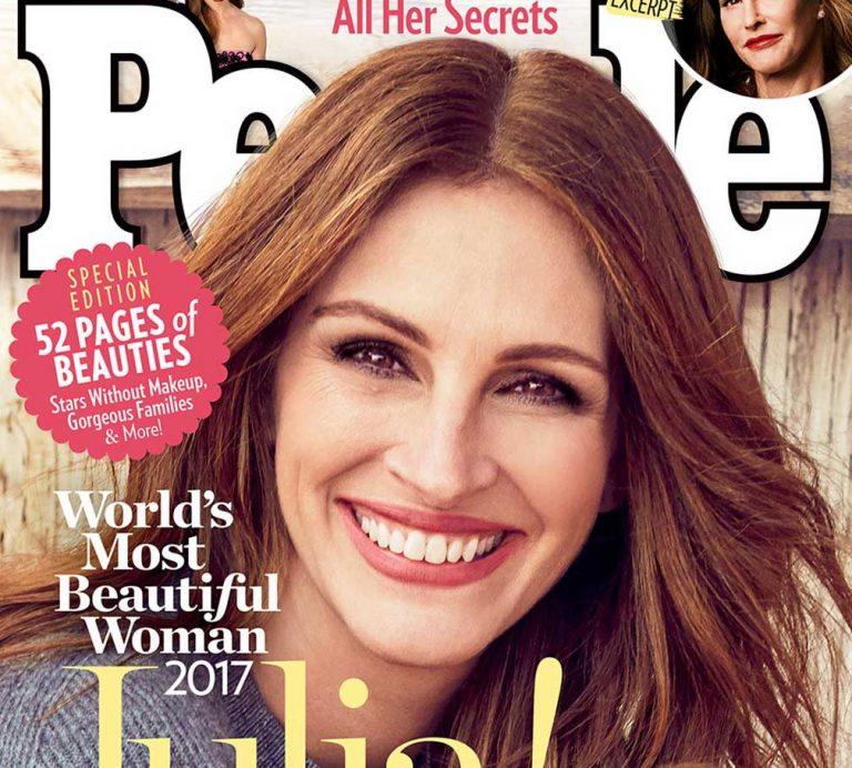 People για Τζούλια Ρόμπερτς: Παραμένει Pretty Woman!
