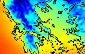 Καιρός Αθήνα – Θεσσαλονίκη: Τι προβλέπει η ΕΜΥ [meteo]