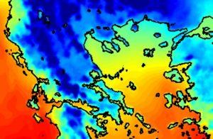 Καιρός Θεσσαλονίκη – Ιωάννινα: Που θα χιονίσει [meteo]
