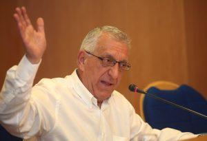 Κακλαμάνης: Θα ήταν ατόπημα να δεχτώ τα απόρρητα έγγραφα από τον Λοβέρδο
